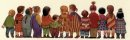 "Fiera del libro per ragazzi, Bologna, 1995: Nikolaus Heidelbach, Was machen die Mädchen?, Weinheim-Basel, Beltz & Gelberg, 1993 (Biblioteca Sala Borsa Ragazzi), tratta dalla rivista ""IBC"", XV, 2007, 3, versione on line"